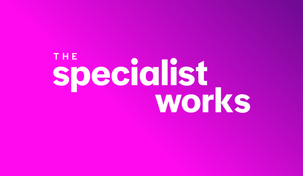 Specialists in success
